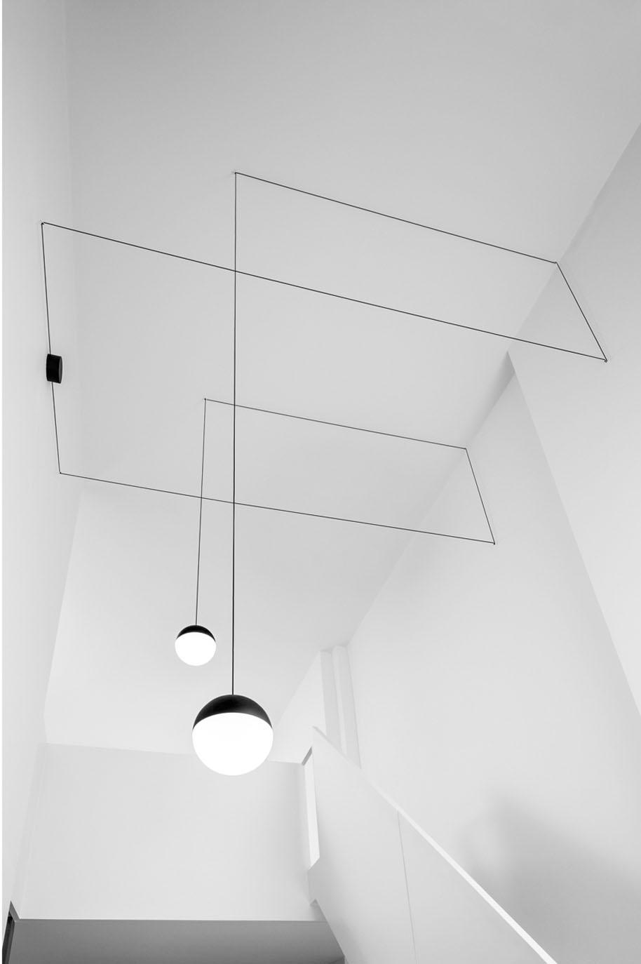 String Pendelleuchten von Michael Anastassiades für Flos | Markanto