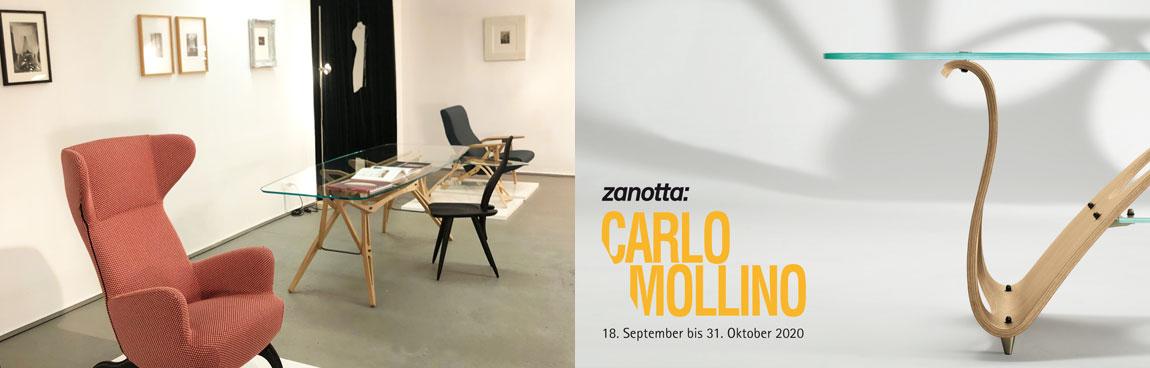 Carlo Mollino Ausstellung im Markanto DEpot