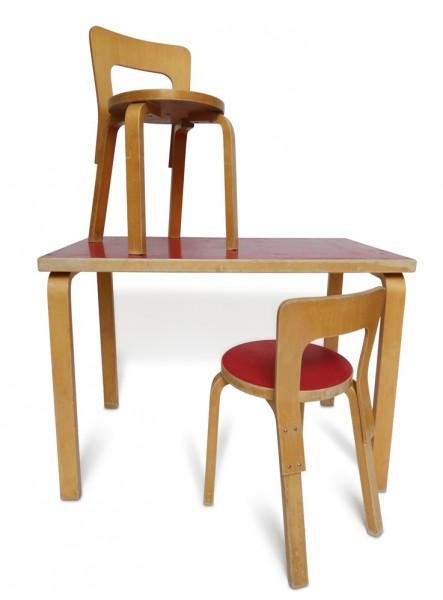 Aalto Sitzgruppe 1