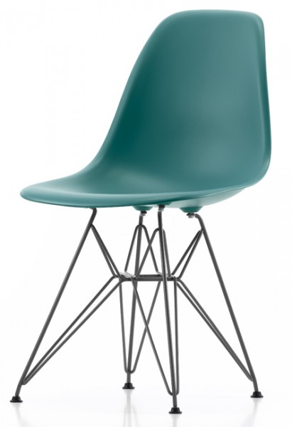 Eames Plastic Chair Dsr Von Charles Und Ray Eames I Vitra Eames