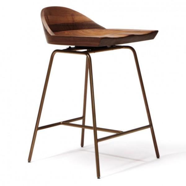 BassamFellows-Spindle-low-stool-Craig-Bassam-Scott-Fellows