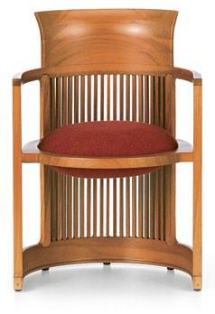 Barrel-Chair-Frank-Lloyd-Wright-Vitra-Design-Museum