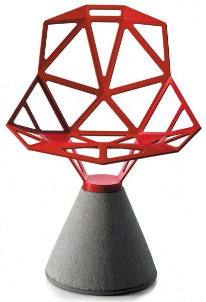 Magis-Konstantin-Grcic-Chair-One-Zementfuß