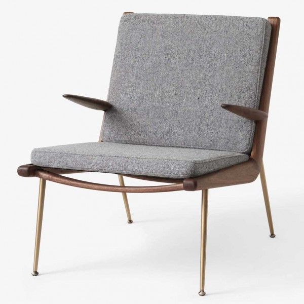 Peter-Hvidt-boomerang-chair-&tradition