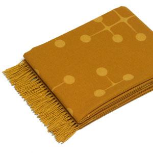 Eames Wool Blanket senf
