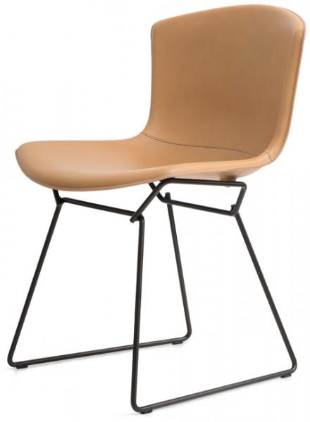 Bertoia-Chair-Leder-Knoll-International