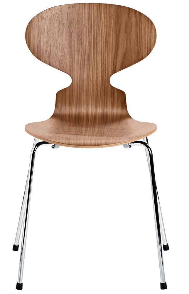 3101 ameise stuhl von arne jacobsen fritz hansen markanto. Black Bedroom Furniture Sets. Home Design Ideas