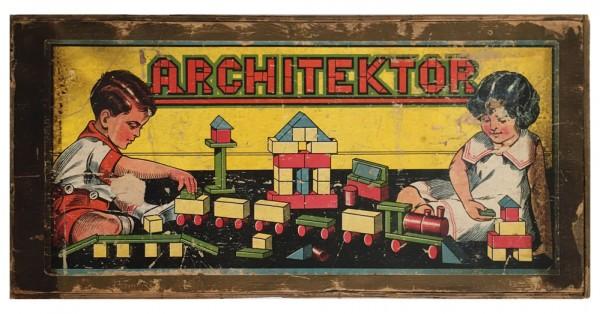 Architektor-Bauspiel