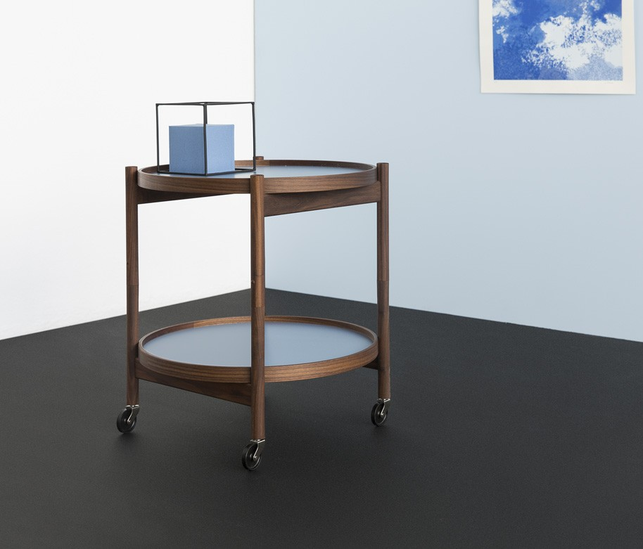 Tray-Table-Blue