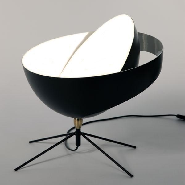 Editions-Serge-Mouille-Tischleuchte-Saturne