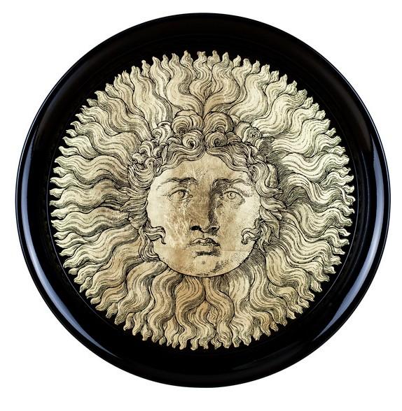 Fornasetti-Tablett-Sun-Piero-Fornasetti