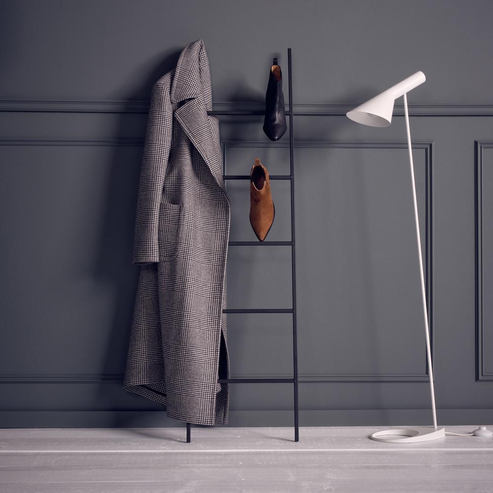 Aj Stehleuchte Von Arne Jacobsen I Louis Poulsen Markanto