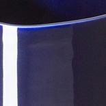 Riihitie Pflanzschale blau