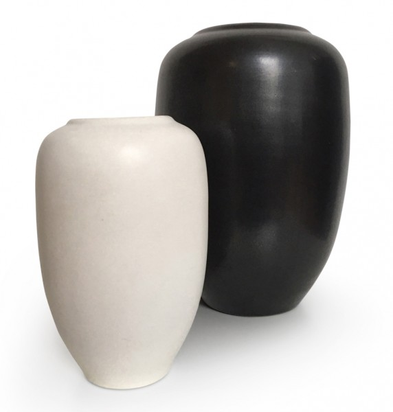 Jan-Bontjes-van-Beek-Vase-Keramisches-Werk-Alfred-Ungewiß