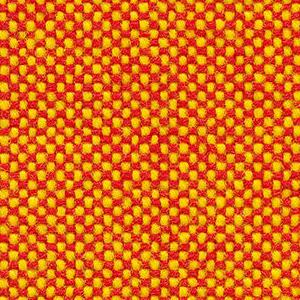 Hopsak 72 gelb-poppyred