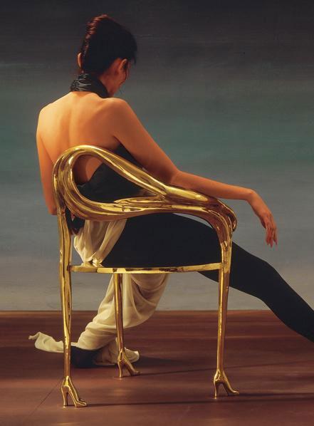 Salvador-Dali-sessel