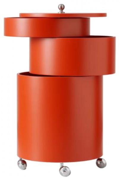 Barboy-Rollcontainer-Orange-Verner-Panton-Verpan