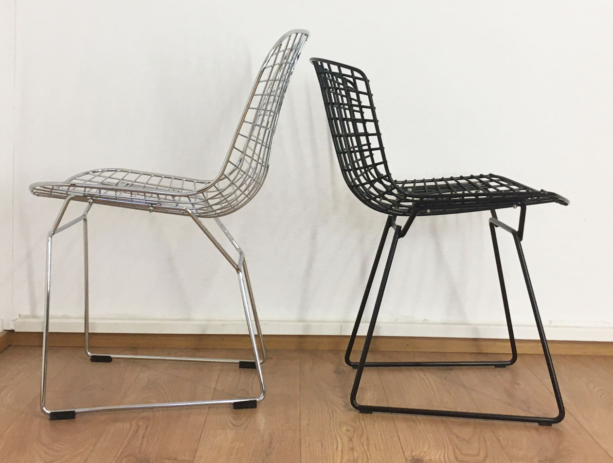 Vergleich Bertoia Chair