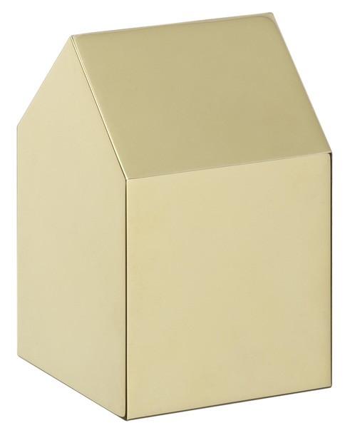 AC10-Haus-Messing-e15-Briefbeschwerer