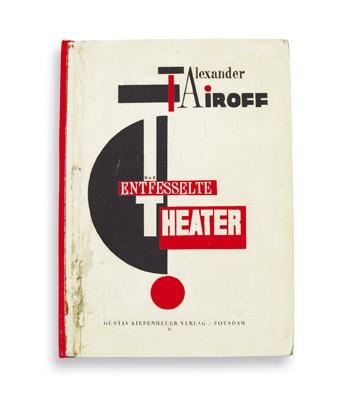 El-Lissitzky-Das-entfesselte-Theater-Typografie