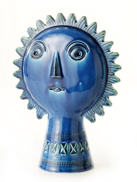 Bitossi-rimini-blu-Sonne-30-Aldo-Londi