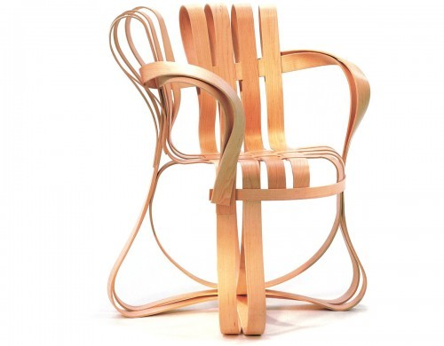Knoll-International-frank-Gehry-Cross-Check-Chair