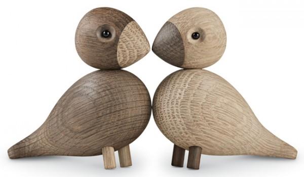 Kay-Bojesen-Lovebirds