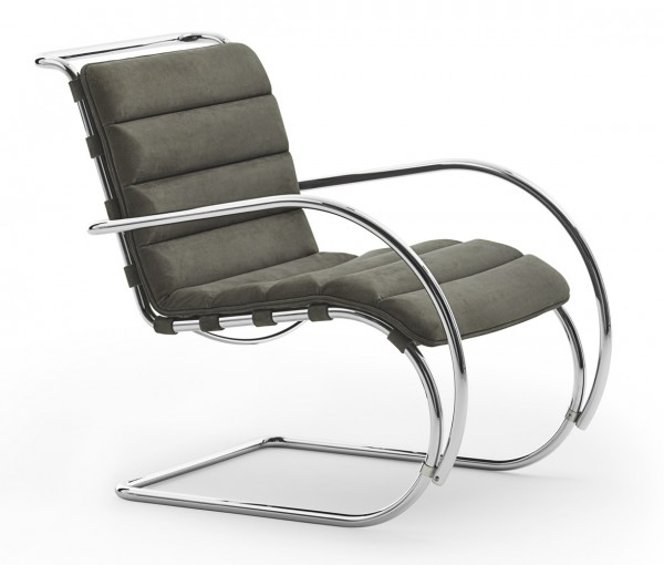 Knoll Mr Sessel Bauhaus Edition Von Ludwig Mies Van Der Rohe I Knoll