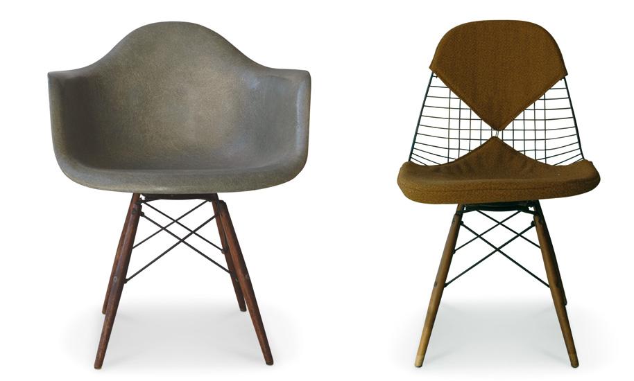 Eams Stühle charles eames stuhl beautiful stuhl utwo plastic chairu by
