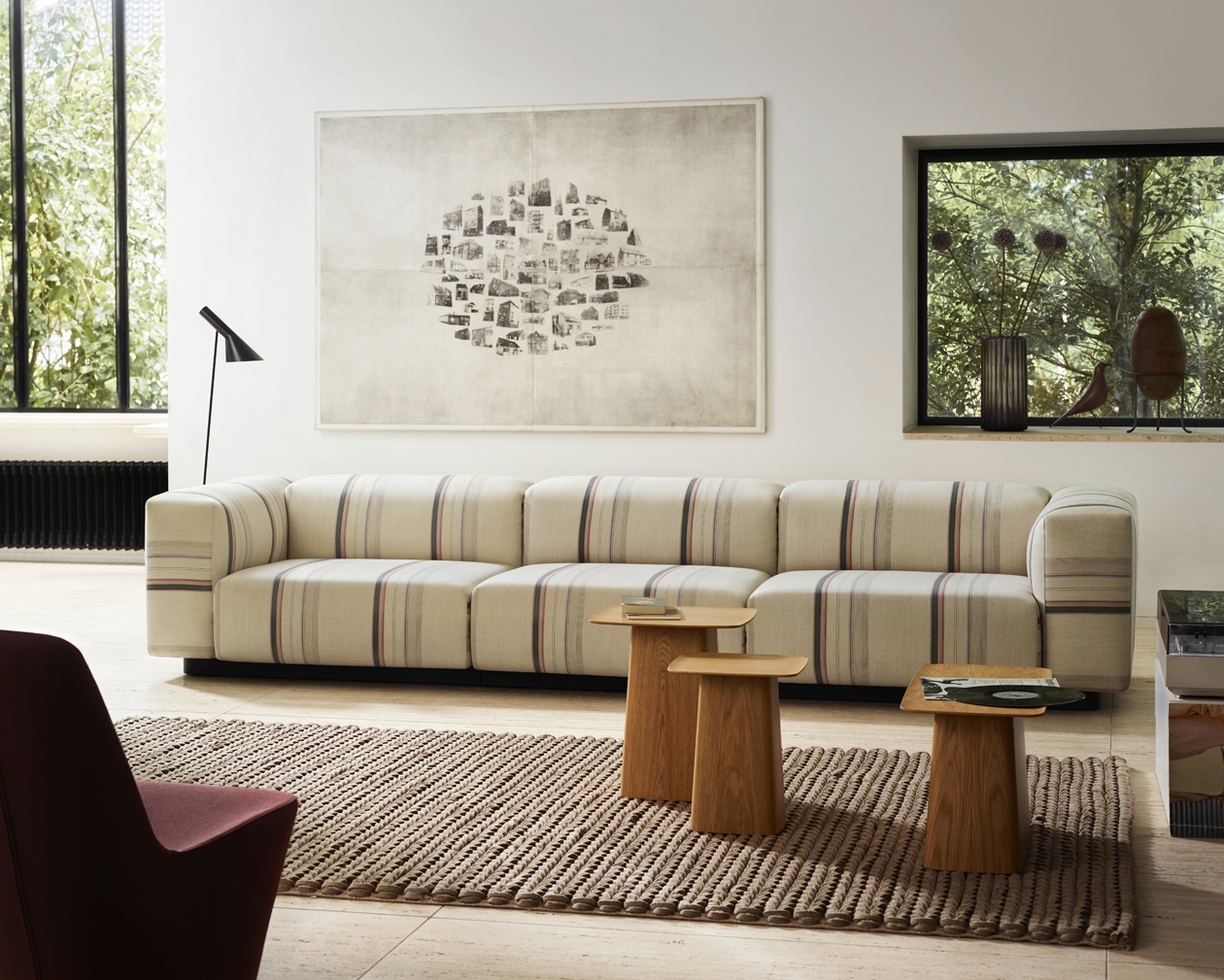 Das Soft Modular Sofa Von Jasper Morrison Markanto