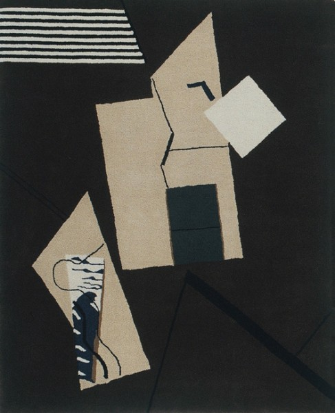 Ecart-International-Collage-Teppich-Eileen-Gray