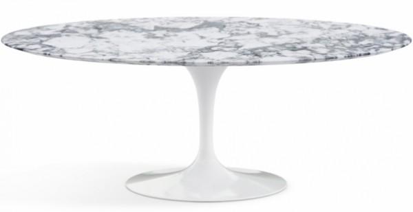 Knoll International Saarinen Tisch Oval | AmbienteDirect