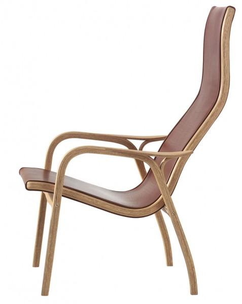 Lamino-Chair-Sattelleder-Yngve-Ekström-Swedese