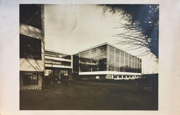 Bauhaus-Foto-Lucia-Moholy