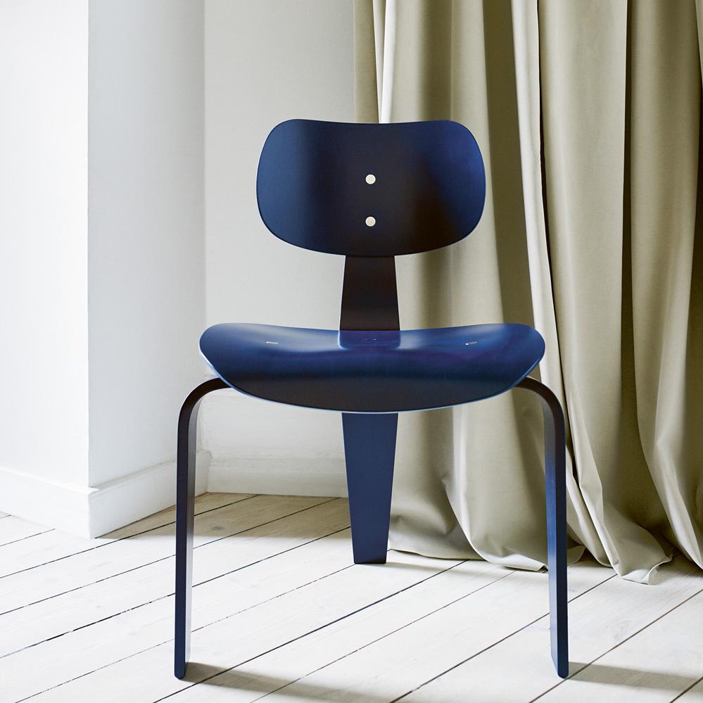 se 42 schichtholzstuhl von egon eiermann wilde. Black Bedroom Furniture Sets. Home Design Ideas