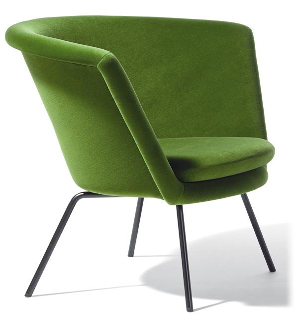 h57 sessel von herbert hirche richard lampert markanto. Black Bedroom Furniture Sets. Home Design Ideas