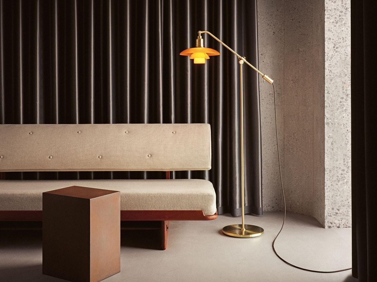 Louis-Poulsen-PH-3-2-Amber-Brass-Floor-Lamp-Waterpump-Limited-Edition-2019-01-18711-50047