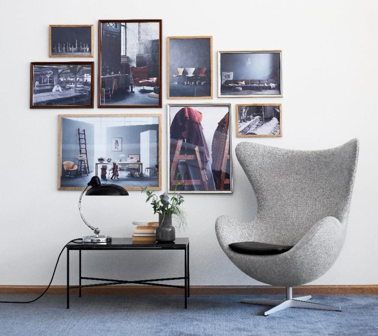 Neue Special Edition Des Egg Chairs Von Fritz Hansen Markanto
