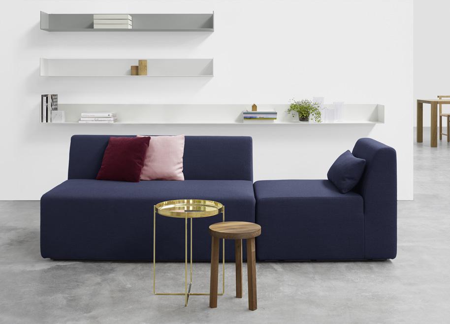 Kerman sofa von e15 markanto for Sofa verbinder