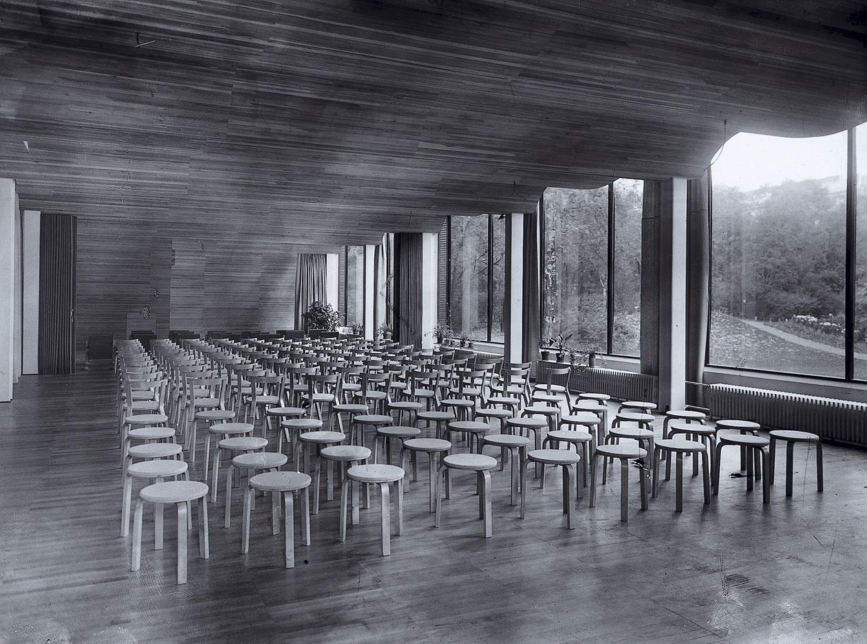 Aalto Hocker 60 original