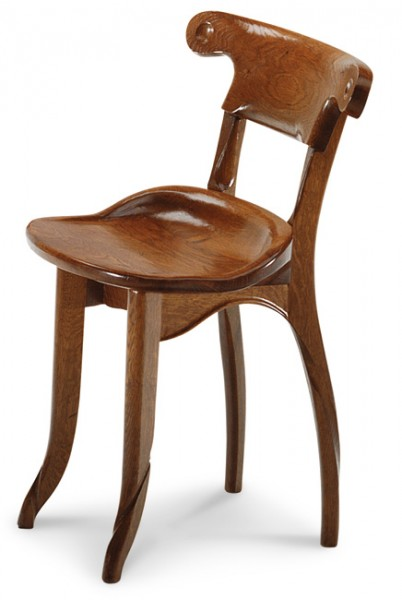Batlló-Chair-Gaudi-Bd-Barcelona